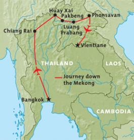 Tayland-down-the-Mekong
